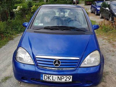 używany Mercedes A140 Wersja Elegace tanio