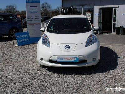 używany Nissan Leaf 0dm 109KM 2017r. 32 000km