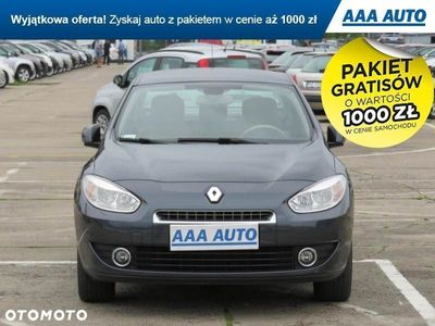 używany Renault Fluence Salon Polska, Przejechał tylko 46290 KM, Skóra, Klimatronic,