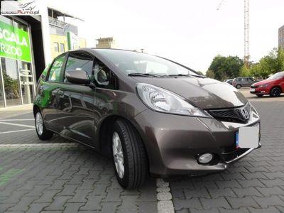 używany Honda Jazz 1.3dm3 99KM 2012r. 47 600km krajowy pierwszy właściciel benzyna 99 KM