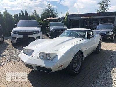 używany Chevrolet Corvette Stingray Corvette III (C3)1973 Auto Punkt