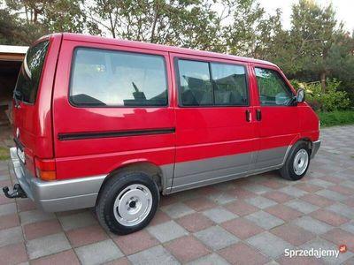 używany VW Multivan T4 2.4 diesel