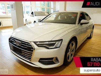 używany Audi A6 V (C8) 2.0 35 TDI (163KM)   + Pakiet Technology + Pakiet Comfort + Travel