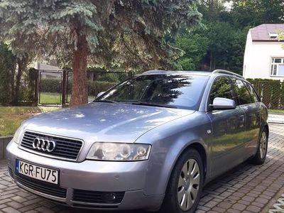 używany Audi A4 Avant (8E5, B6) 1.9 TDI 101 KM 2004r.