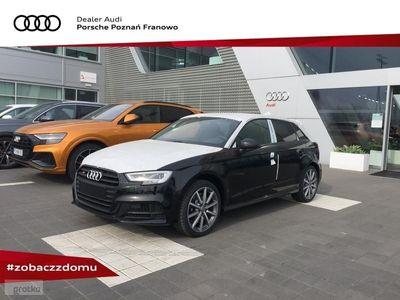 używany Audi S3 Sportback III (8V) TFSI 221(300) kW(KM) S tronic Salon Polska S3 2020 Alcanta
