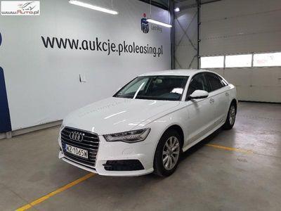 używany Audi A6 A6 2dm3 190KM 2017r. 25 724km2.0 TDI ultra S tronic