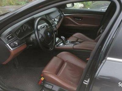 używany BMW 528 i Xdrive 2011 benzyna od Syndyka