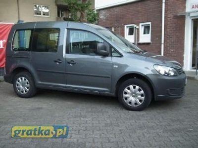 używany VW Caddy III 1.6 TDI 105 KM KLIMA 5 OSOB, SALON VW BEZWYPAD
