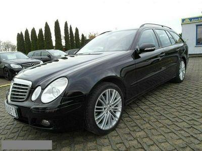 używany Mercedes E200 1.8dm 184KM 2009r. 248 500km