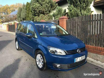 używany VW Touran 2dm 140KM 2012r. 203 000km