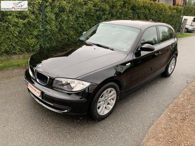 używany BMW 116 1.6dm3 122KM 2009r. 90 000km Raty/Zamiana Gwarancja bardzo ładny stan zadbana zobacz