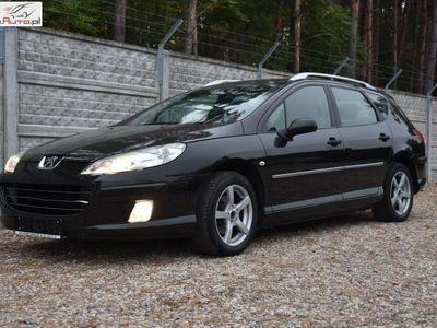 używany Peugeot 201 407 1.8dm3 116KM 2005r.499km 1.8 Benzyna 116 KM*GWARANCJA KILOMETRÓW*opłacony*