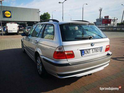używany BMW 320 d e46 2.0 diesel 6 biegów