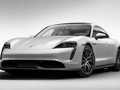 używany Porsche Taycan
