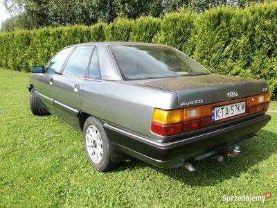 używany Audi 100 C3 2.5 TDI --- 1T 44 R5 1990 r. zobacz !