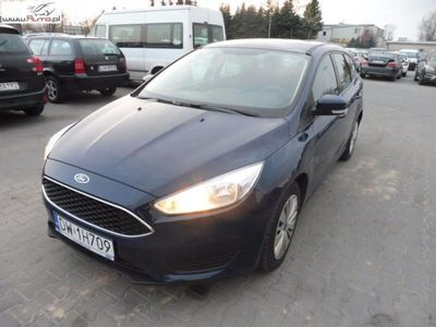 used Ford Focus 1.6dm3 105KM 2016r. 105 706km ABS
