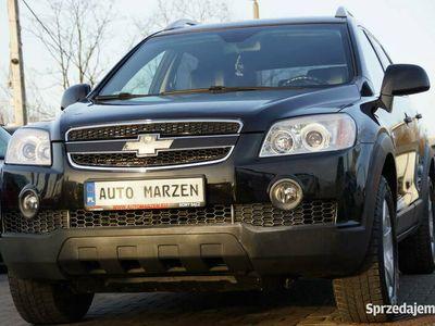 używany Chevrolet Captiva 2.0 Diesel 150 KM 4x4 Półskóra GWARANCJA!
