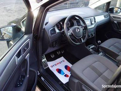 używany VW Golf Sportsvan I 1.6TDI 110KM Allstar Klimatronic NAVI Książka Serwis Grzana kierowni, Słupsk