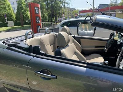 używany Peugeot 207 CC cabrio