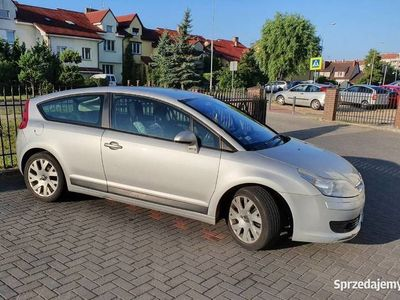 używany Citroën C4 2.0 benzyna