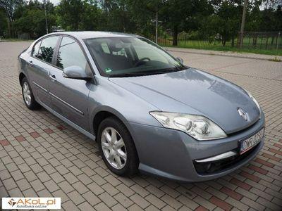 używany Renault Laguna 2dm 170KM 2008r. 126 000km