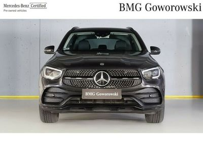 używany Mercedes GLC300 4MATIC