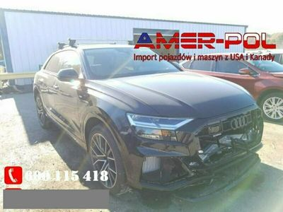 używany Audi Q8 3dm 340KM 2020r. 7 000km