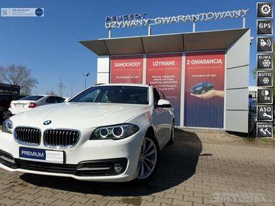 brugt BMW 520 520 d aut kombi