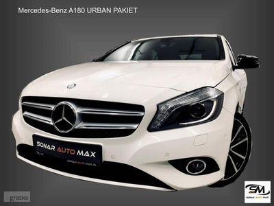 używany Mercedes A180 1.6dm 122KM 2015r. 37 195km