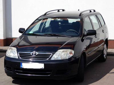 używany Toyota Corolla 2005
