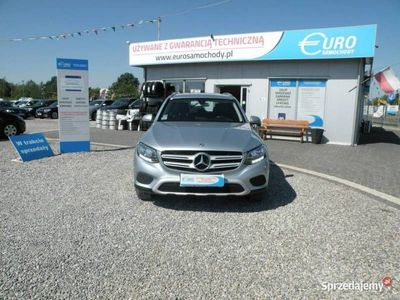 używany Mercedes GLC220 2.2dm 170KM 2016r. 40 000km