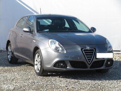 używany Alfa Romeo Giulietta  Xenon, Bi-Xenon, Klimatronic, Tempomat, Parktronic