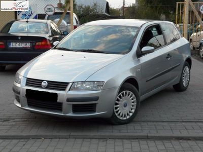 używany Fiat Stilo 1.9dm 115KM 2005r. 147 000km