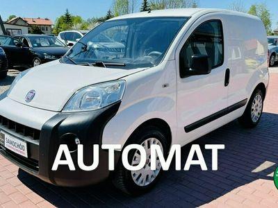 używany Fiat Fiorino Automat,Gwarancja III (2007-)