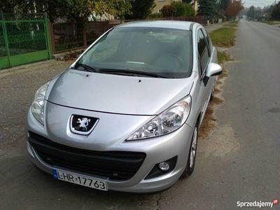 używany Peugeot 207 1,6HDi 2012