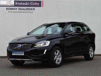używany Volvo XC60 2.4dm3 215KM 2014r. 106 155km SalonPL SerwisASO 23%VAT 2.4 D 215KM