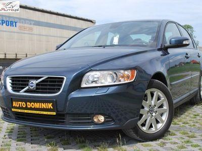 used Volvo S40 1.6 2008r. ABS automatyczna klima.