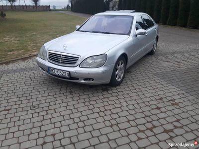 używany Mercedes S400 klasaCDI long