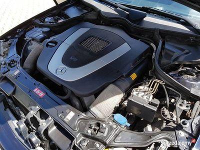 używany Mercedes C350 Sport Edition, I właściciel, bezwypadkowy