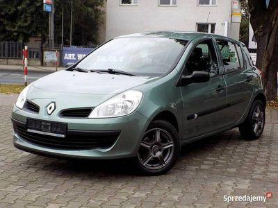 używany Renault Clio III 1.2 Benz.75KM.Klima! 5 - drzwi! stan BDB!