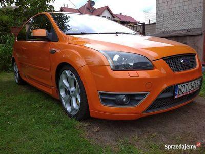 używany Ford Focus ST Electric Orange 225