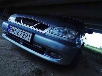 używany Chevrolet Lanos 1.5 8v 1998r 86KM