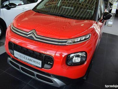 używany Citroën C3 Aircross Aircross ** SHINE ** Nawigacja GPS ! ** 2018 !!