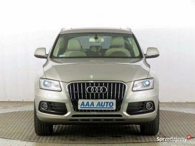 używany Audi Q5 II Salon Polska, 1. Właściciel, Serwis ASO, 187 KM, Automat,