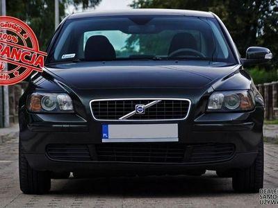 używany Volvo S40 1.6dm 109KM 2007r. 275 000km