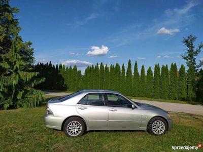używany Lexus IS200 ZADBANY LPG DOINWESTOWANY SKÓRA XENON HAK