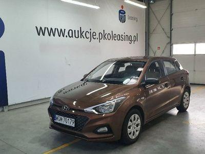 używany Hyundai i20 1.2dm 75KM 2019r. 20 782km