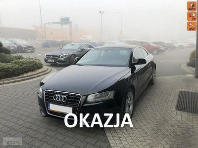 używany Audi A5 I (8T) S-line,xenon,skóry,klima,temp,podgrz.fotele,2.0 benz., Żory