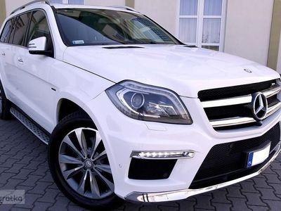 używany Mercedes 500 Klasa GL X166480KM BiTurbo AMG/FulOpcja/Bezwyp/Serwisowany/Zarejestr/GWARANCJ
