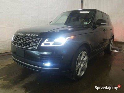 używany Land Rover Range Rover sprowadzamy z USA milaauto.pl